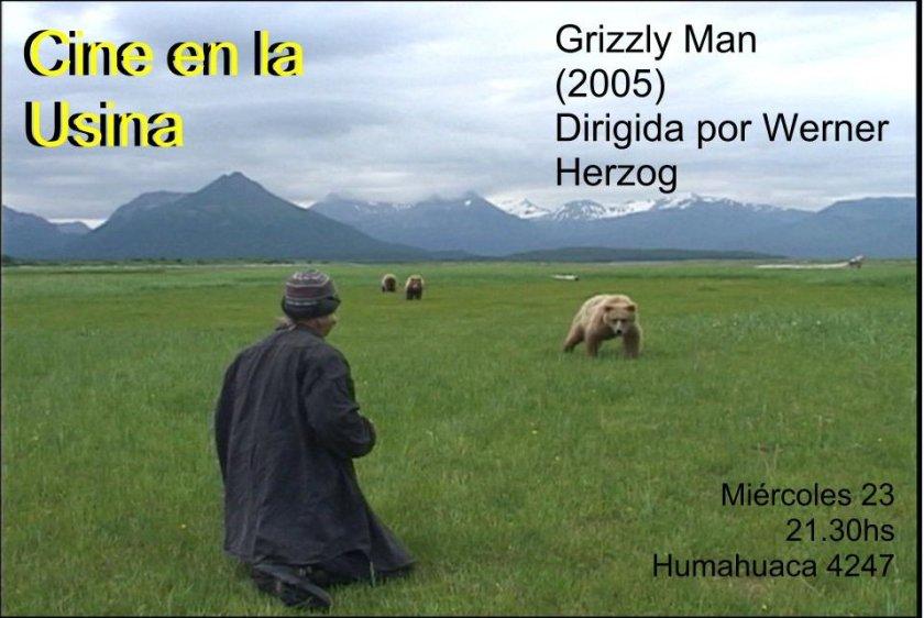 herzog grizzly man