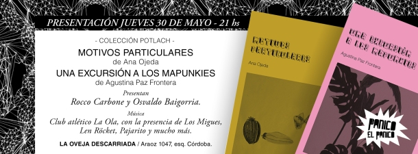 Agustina Paz Frontera Unas excursion a los mapunkies