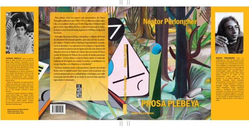 Nestor Perlongher Prosa plebeya