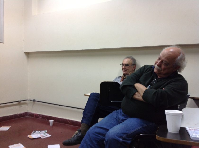 Juan Carlos Kreimer y Pipo Lernoud